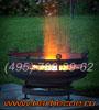 Уличный мангал декоративный. Кованый мангал недорого. Купить мангал кованный. Фото манаглов