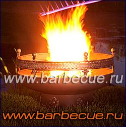Кострище, уличная чаша для огня из металла. Купить недорого кострище (чашу для огня)