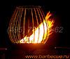 Купить костровую чашу, садовый очаг для костра недорого в Москве. Садовый очаг и мангал своими руками так не сделать. Кованый садовый очаг для огня. Место для костра. Подарок дачнику - костровая чаша для огня!