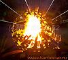 Фото: кострище своими руками так не получится. Чаши и сферы для огня из металла. Купить сферы для огня, кострища недорого.