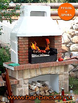 Шашлычницы, барбекю, камины в саду фото узкие порталы для электрокаминов купить через интернет