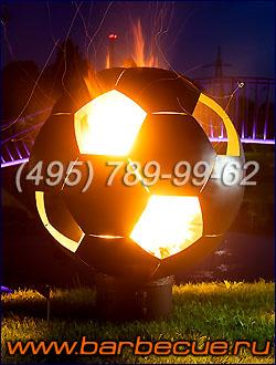 Что подарить футбольному фанату, тренеру или футболисту? Сфера для огня футбольный мяч. Недорого сферы для огня. Производитель