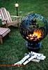 Подарок на юбилей и день рождения: костровая чаша для огня с мангалом. Незабываемый подарок для дачи, загородного дома! Огнеггые чаши от производителя (Россия)
